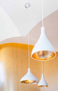Interior lighting within Amazebowls